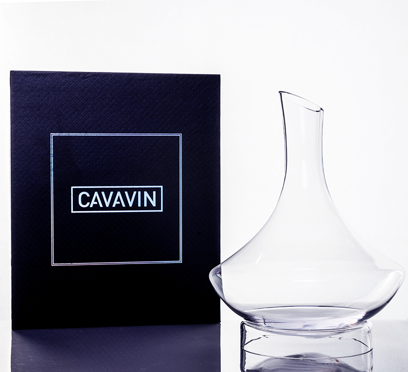 CRYSTAL DECANTER - 1500 ML