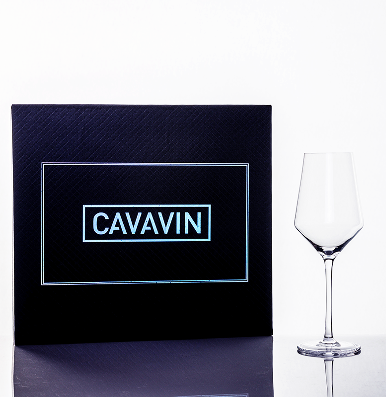 CABERNET SAUVIGNON GLASSES - DESIGN COLLECTION SET OF 4